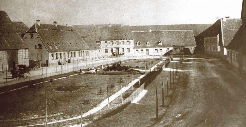 Mina Jakob Grenzhof Heidelberg Geschichte