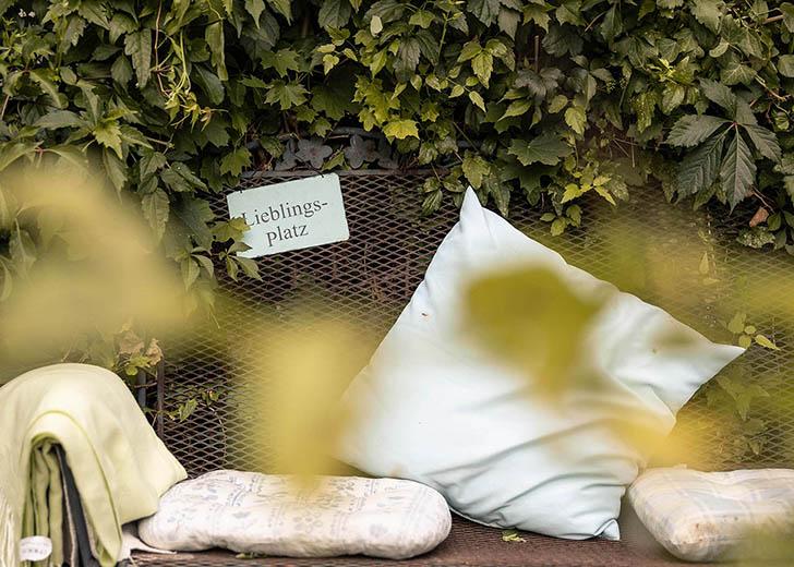Grenzhof Heidelberg sich wohlfühlen / Foto: cosmochrome.de